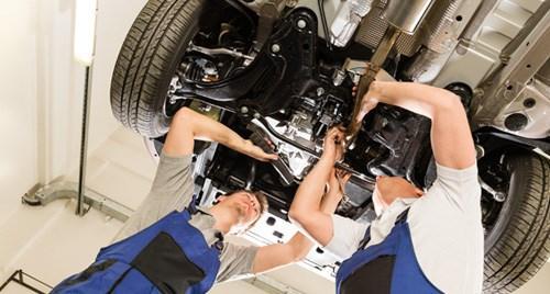 Service, MOT & Repairs